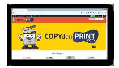 Portfolio copydanprint.com