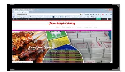 Portfolio jihanaqiqahcatering.com