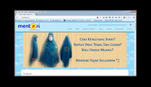 mentarihijab.com