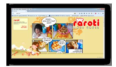 Portfolio raroti.com