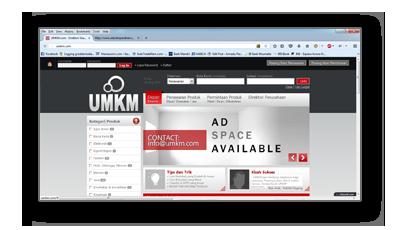 Portfolio umkm.com
