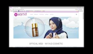 wyndcosmetic.com